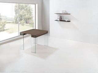 Console extensible le gain de place tendance au meilleur prix console exten - Console extensible verre ...