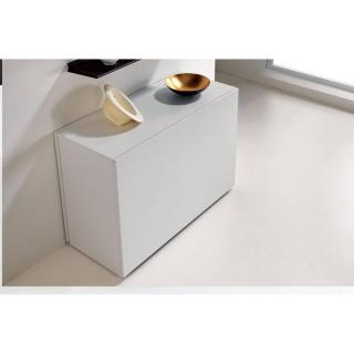 Console extensible PROTEO blanc mat