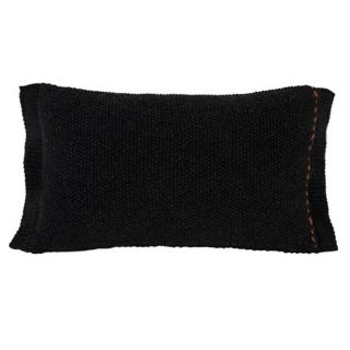 Coussin rectangle ZUIVER ASTER noir
