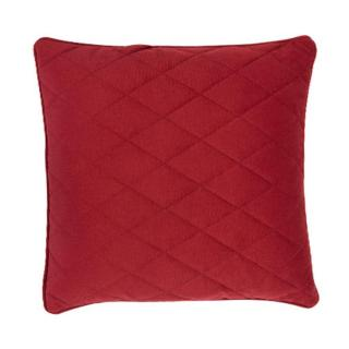Coussin ZUIVER DIAMOND rouge