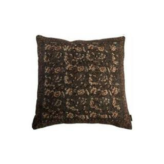 DUTCHBONE Coussin INDIAN BLOCK gris