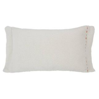 Coussin rectangle ZUIVER ASTER ivoire
