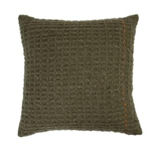 Coussin ZUIVER MIMOSA vert