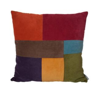 Coussin ZUIVER RIDGE COLOUR square
