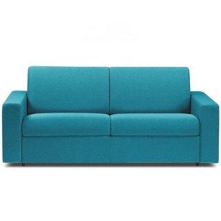 120 tweed bleu turquoise