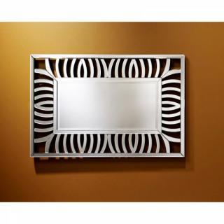 CUSCO Miroir mural design zebre