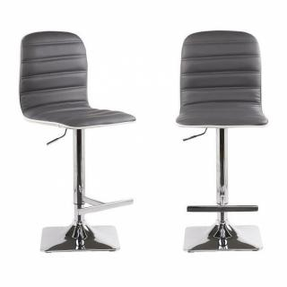 Tabourets de bar meubles et rangements lot de 2 - Chaise bar reglable ...
