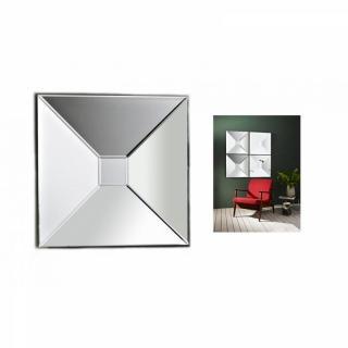 Miroirs meubles et rangements dance miroir mural design for Meuble mural en verre