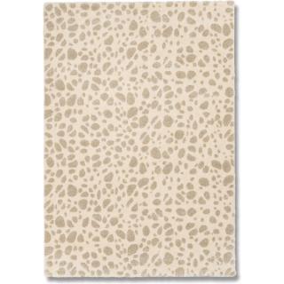 DAVINCI Tapis marbré beige 160x230 cm