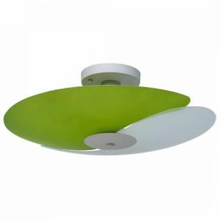 Plafonnier DeMarkt MEGAPOLIS color concept vert mat