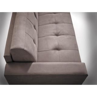 Canapé d'angle RAPIDO DIAMANT 160 cm matelas 16 cm sommier lattes RENATONISI