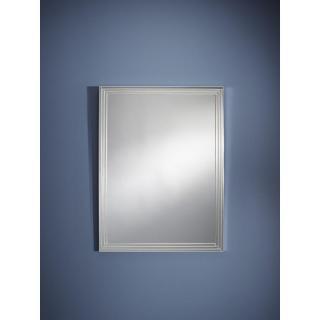 miroirs meubles et rangements doors miroir mural en verre design mod le moyenne taille argent. Black Bedroom Furniture Sets. Home Design Ideas