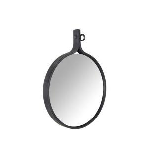 DUTCHBONE Miroir ATTRACTIF MIROR rond taille M style industriel