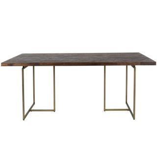 DUTCHBONE Table repas CLASS en acacia