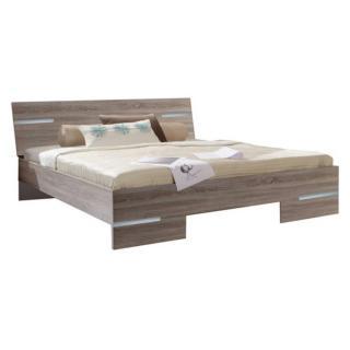 Chambre à coucher CARAMELLA chêne Montana 140*200cm