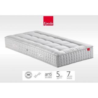 ensemble de matelas et sommier au meilleur prix ensemble epeda sommier confort medium 3 zones. Black Bedroom Furniture Sets. Home Design Ideas