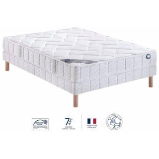 ensemble de matelas et sommier au meilleur prix bultex ensemble sommier ferme avec matelas i. Black Bedroom Furniture Sets. Home Design Ideas