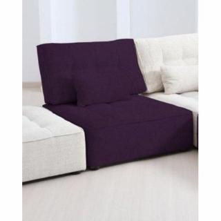 FAMA Chauffeuse  modulable ARIANNE LOVE violet 1 place