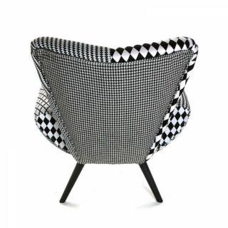 Fauteuils poufs design au meilleur prix fauteuil astrid - Fauteuil pied de poule ...