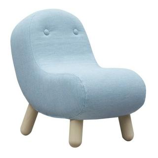Fauteuil BOB style scandinave