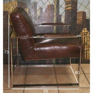fauteuils club canap s et convertibles fauteuil club prestige aviateur en cuir marron vintage. Black Bedroom Furniture Sets. Home Design Ideas