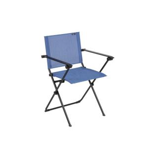 Fauteuil pliant ANYTIME couleur bleu outremer