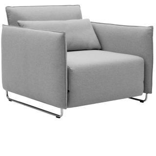 Fauteuil lit design CORD couchage 74*200cm