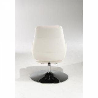 Fauteuils relax et design au meilleur prix fauteuil relax avec pouf ottoman - Fauteuil relax blanc ...