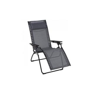 Fauteuil relax EVOLUTION couleur obsidian