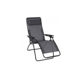 Fauteuil relax FUTURA multi-position couleur obsidian