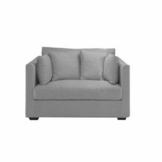 Fauteuil XL convertible CHICAGO couchage 83*182*6 cm Ouverture EXPRESS