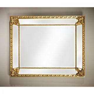 FLUIDE Miroir mural design or