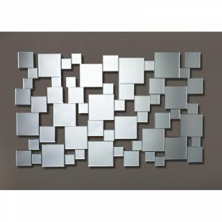 GIZEH Miroir mural design multi-carreaux