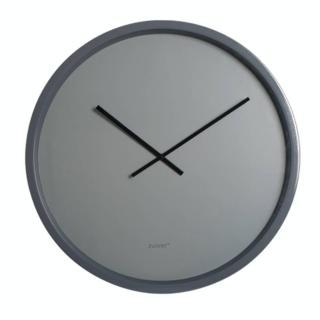 Horloge Zuiver BANDIT en metal gris