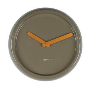 Horloge Zuiver CERAMIC TIME en ceramique vert