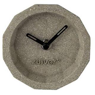 ZUIVER Horloge à poser CONCRETE béton vintage