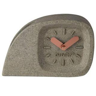 ZUIVER Horloge à poser DOBLO TIME béton industriel