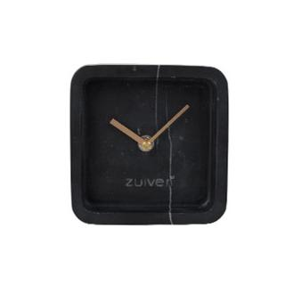 Horloge Zuiver LUXURY TIME marbre noir