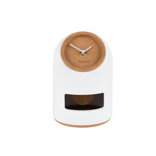 Horloge ZUIVER UNO WHITE en béton