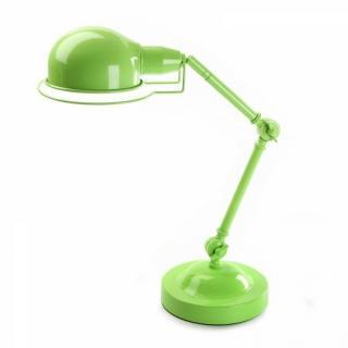 Lampe à poser DUSTRA en métal vert