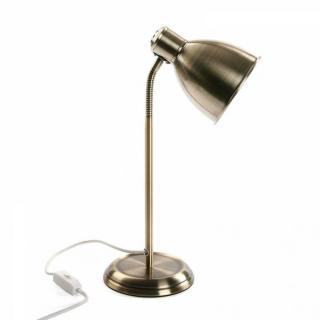 Lampe MIKI en laiton style retro