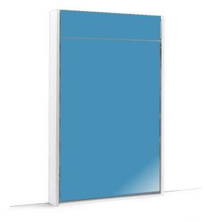 Armoire lit simple escamotable 1 personne au meilleur prix - Lit armoire escamotable electrique ...