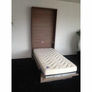 Armoire lit escamotables au meilleur prix, Armoire lit murale 1 ...