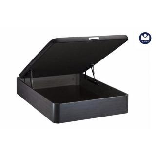 canap s convertibles ouverture rapido bultex sommier double coffre galaxie noir c ruse 2 80. Black Bedroom Furniture Sets. Home Design Ideas