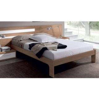 Chambre complète design BELINE couchage 140 x 190