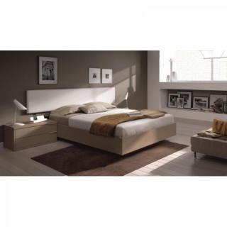 Chambre complète design NINA couchage 140 x 190
