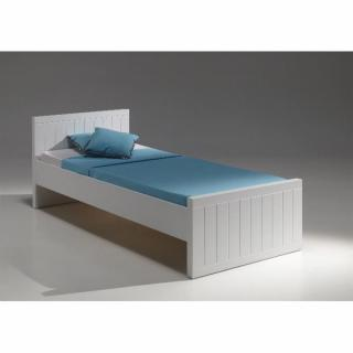 lits gigognes chambre literie lit gigogne hydrus design blanc inside75. Black Bedroom Furniture Sets. Home Design Ideas