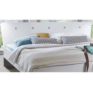 lits chambre literie lit viborg style scandinave. Black Bedroom Furniture Sets. Home Design Ideas