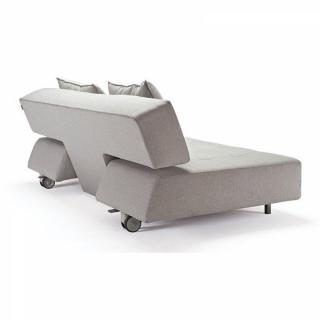 canap s convertibles ouverture rapido long horn canap mobile sur roulettes couleur lin. Black Bedroom Furniture Sets. Home Design Ideas
