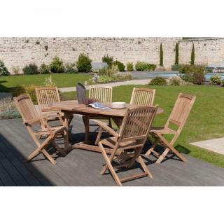 fauteuil de jardin design et confortable au meilleur prix lot de 2 fauteuils de jardin lombock. Black Bedroom Furniture Sets. Home Design Ideas
